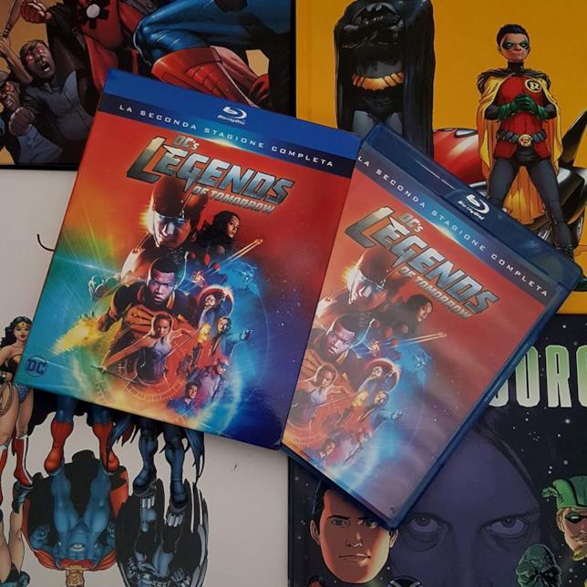 La seconda stagione di DC's Legends of Tomorrow in Home Video
