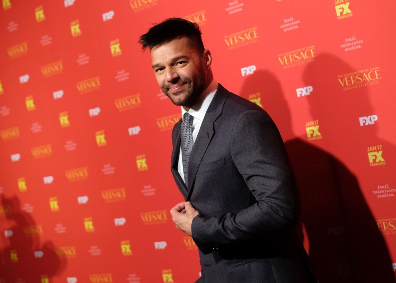 In the assassination of Gianni Versace Ricky Martin sarà Antonio D'Amico, compagno di Gianni