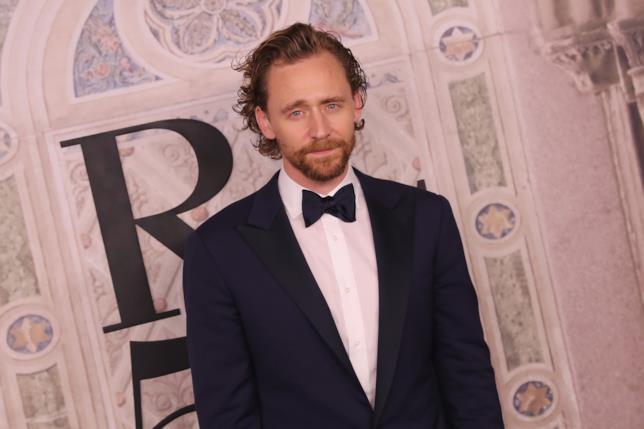 Tom Hiddleston interprete di Loki