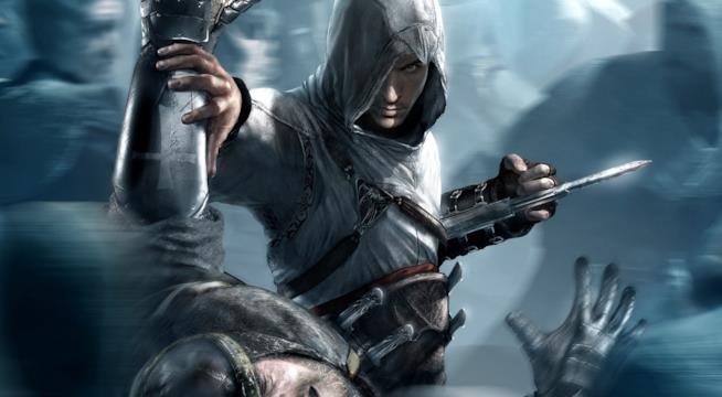 Altair, il primo assassino della serie di Assassin's Creed