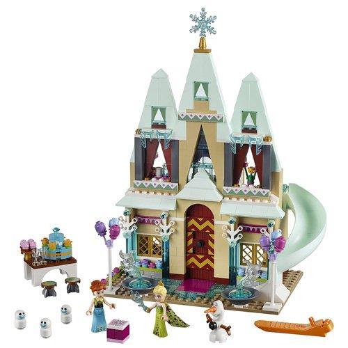 Dettagli del set di LEGO La festa al castello di Arendelle
