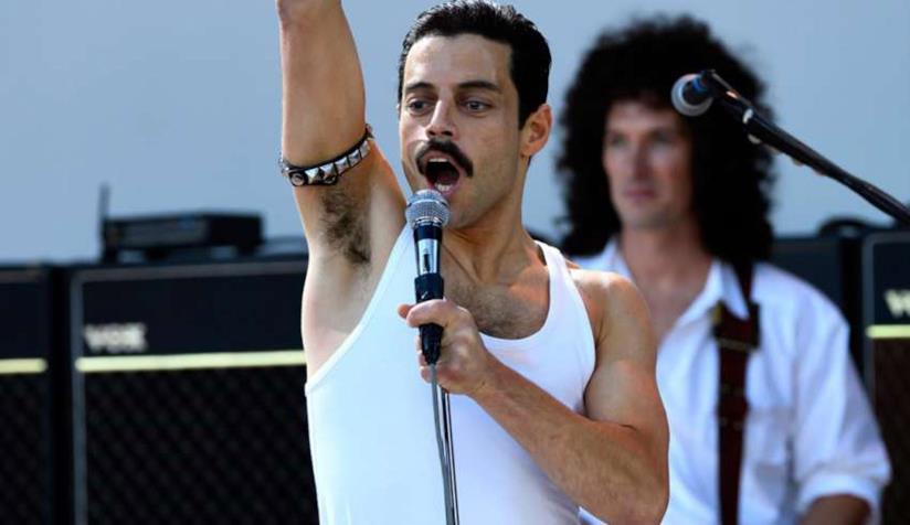 Rami Malek interpreta Freddie Mercury