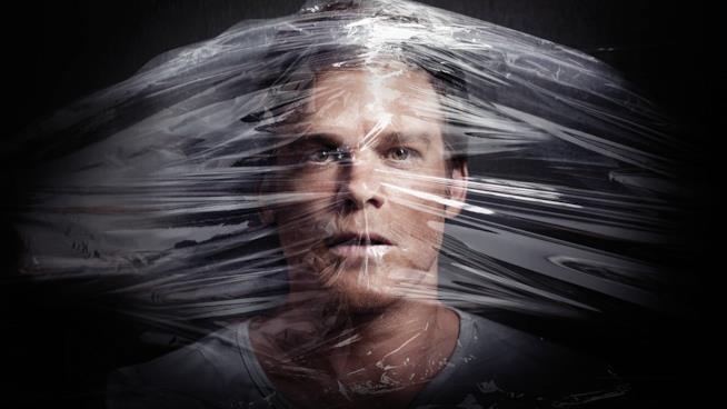 Un'immagine promozionale di Dexter