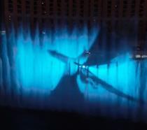 Game of Thrones: il gioco di luci delle fontane del Bellagio di Las Vegas
