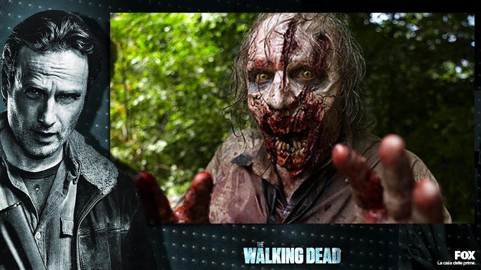 2) I suoi zombie non fanno alcuna paura.