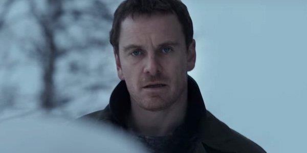 Michael Fassbender è il detective Harry Hole ne L'uomo di neve