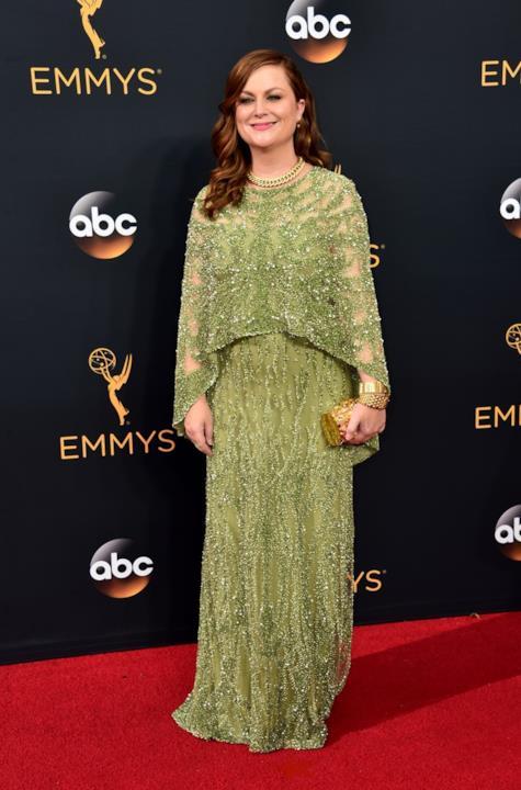 Amy Poehler agli Emmy 2016