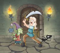 Disenchantment di Matt Groening: le prime immagini