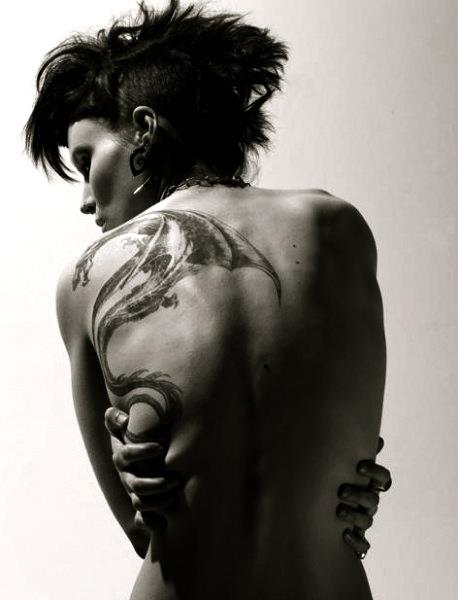 Rooney Mara nei panni estremi di Lisbeth Salander