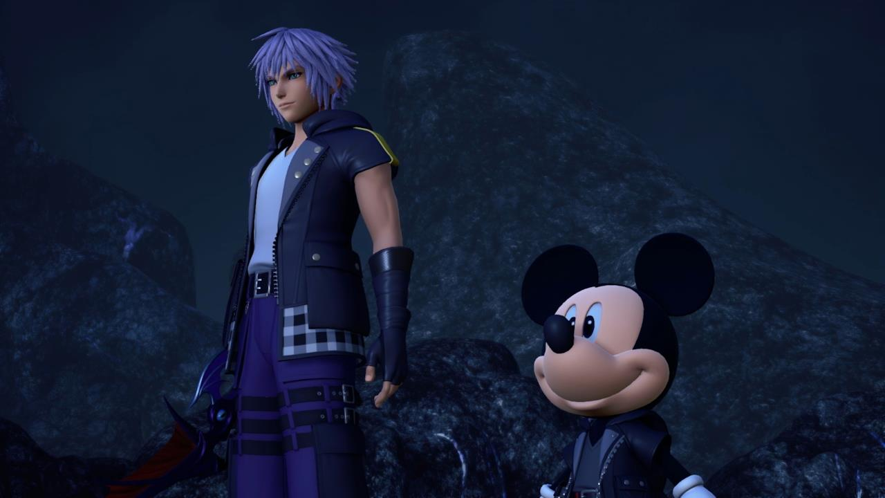 Il nuovo trailer di Kingdom Hearts 3 mostra Riku
