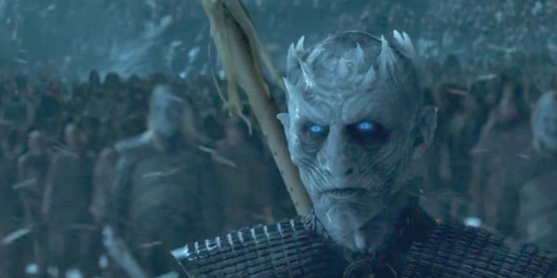 Il Re della Notte, personaggio ammirato in Game of Thrones