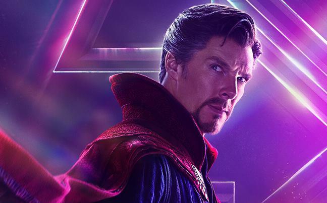 Character poster di Avengers: Infinity War dedicato a Doctor Strange