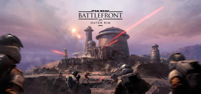 Star Wars Battlefront si espande con Outer Rim