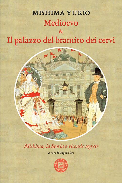 La copertina di Medioevo & Il palazzo del bramito dei cervi