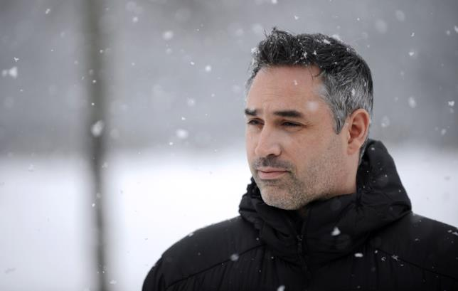 Il regista Alex Garland