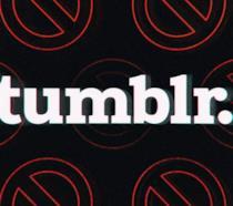 Il logo di Tumblr