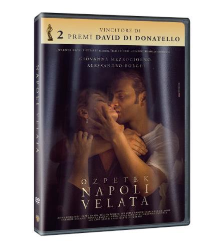 Il dvd di Napoli Velata