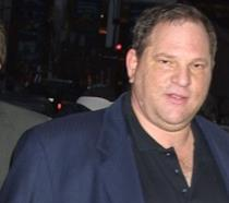 Harvey Weinstein in una immagine d'archivio