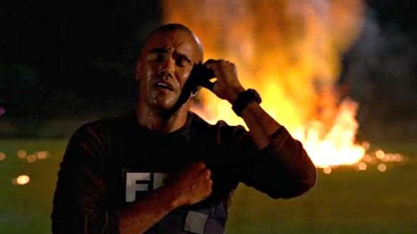 """""""Ai confini del caos"""" (stagione 4, episodio 1): quando ha salvato l'intera città sventando un attacco terroristico su larga scala (e distruggendo un'ambulanza-bomba)."""