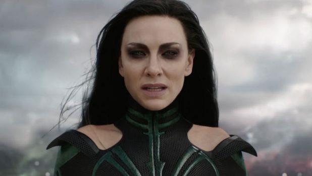 Cate Blanchett è Hela in Thor: Ragnarok