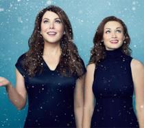 Le protagoniste Lauren Graham e Alexis Bledel di Una mamma per amica