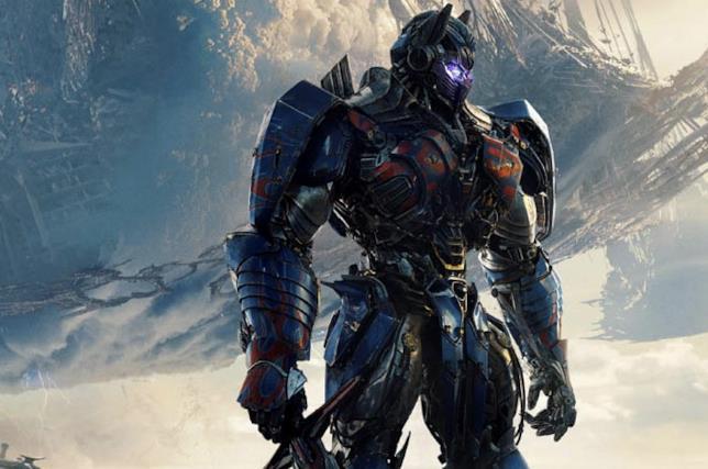Un momento di Transformers: The Last Knight