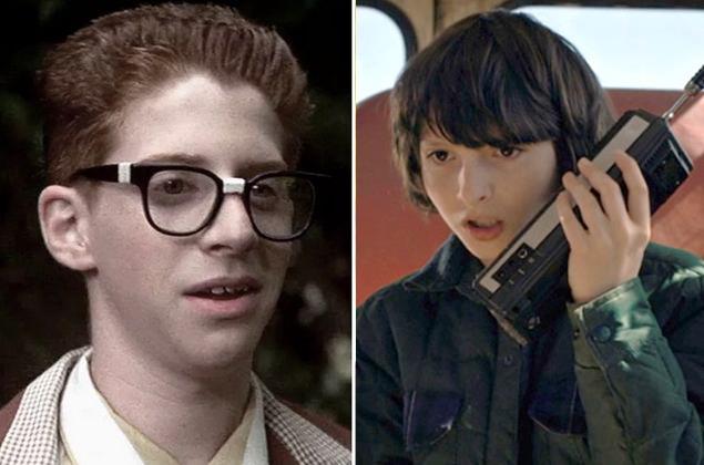 Il giovane Richie Tozier nella mini-serie e nel remake