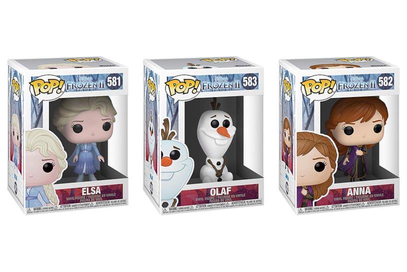 Frozen 2: Funko Pop!