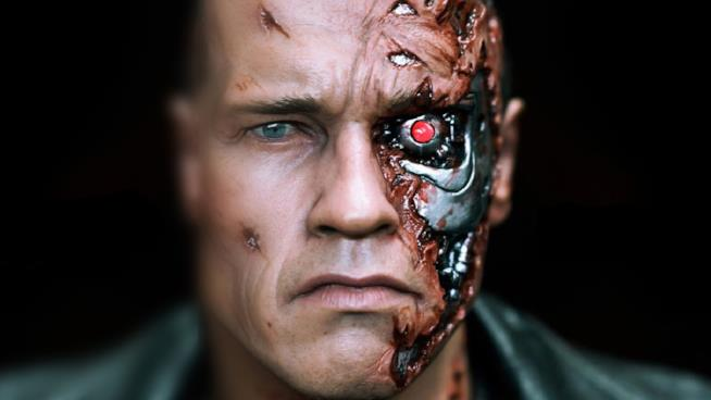 Arnold Schwarzenegger nel franchise Terminator