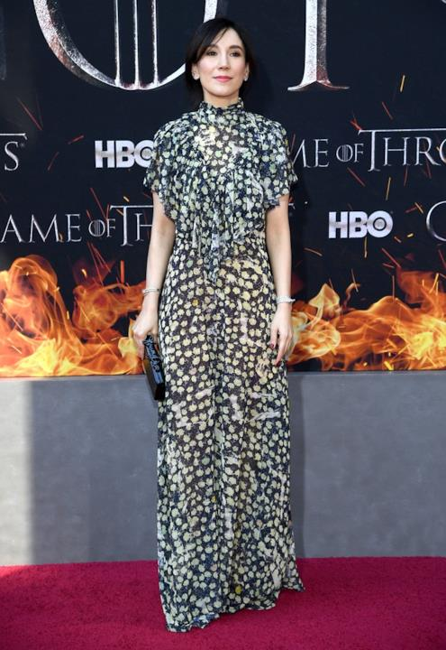 Sibel Kekilli è Shae, amante di Tyrion