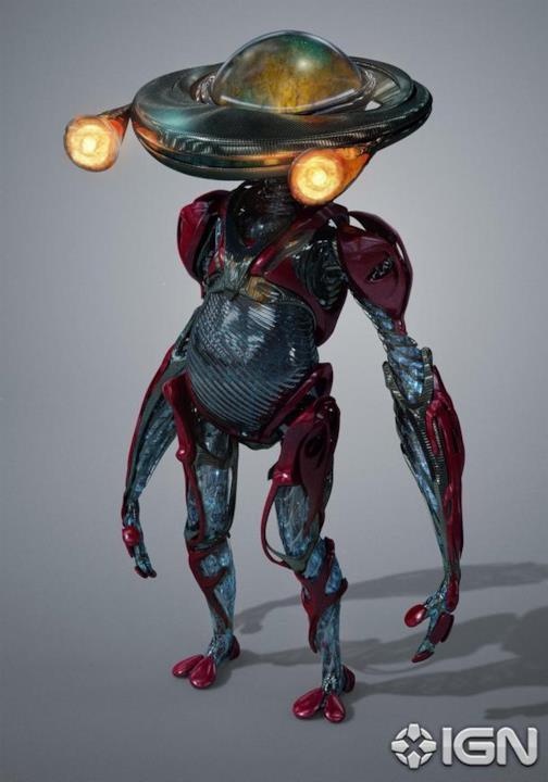 Prima immagine ufficiale di Alpha 5