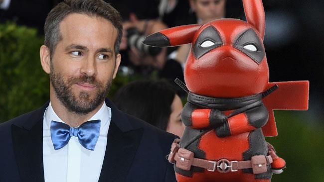 Ryan Reynolds e Pikapool
