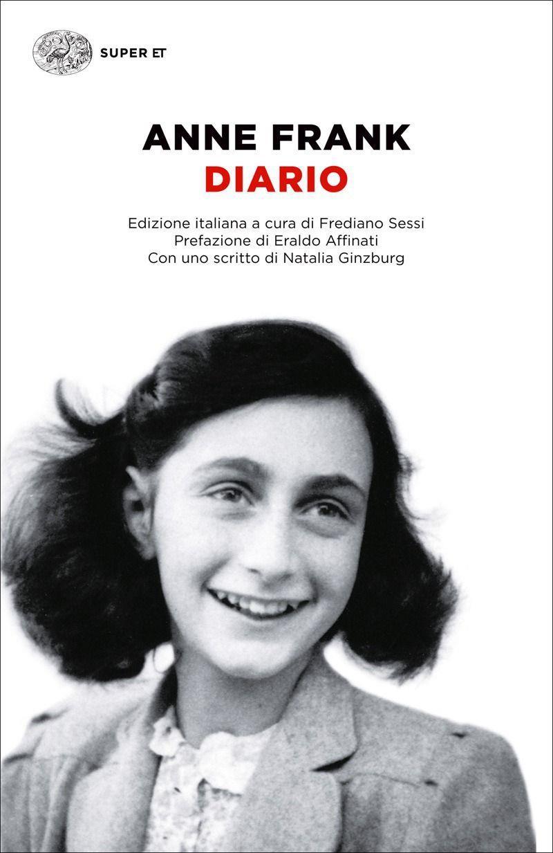 Le Più Belle Frasi Tratte Da Il Diario Di Anna Frank