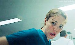 Rachel McAdams in Doctor Strange - Marvel