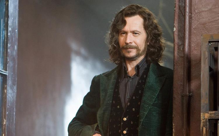 Sirius Black in Harry Potter