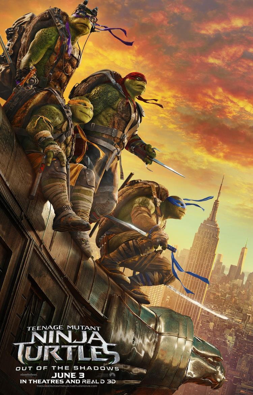 Tartarughe Ninja 2: Fuori dall'Ombra è in arrivo a luglio 2016