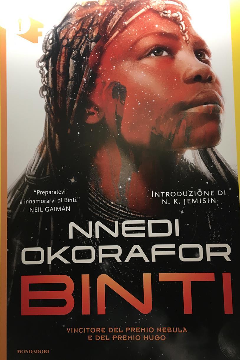 La copertina di Binti
