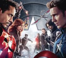 Il poster ufficiale di Captain America: Civil War