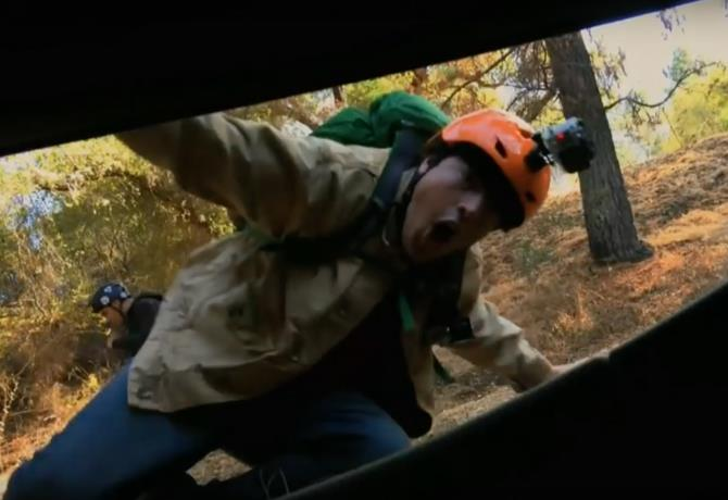 American Horror Story: Roanoke, penultimo episodio