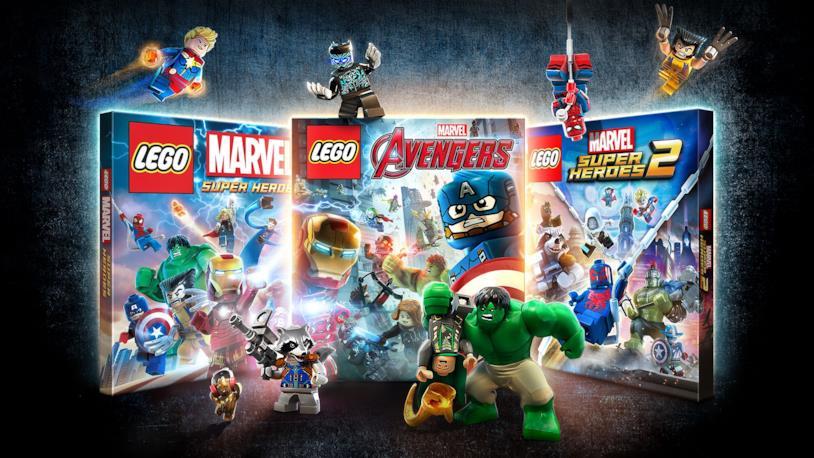LEGO Marvel Collection è disponibile da oggi su PS4 e Xbox One