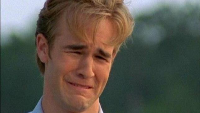 Il MEME intramontabile di Dawson piangente