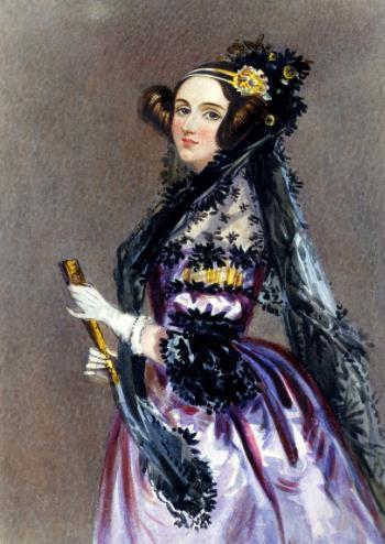 Un ritratto di Ada Lovelace