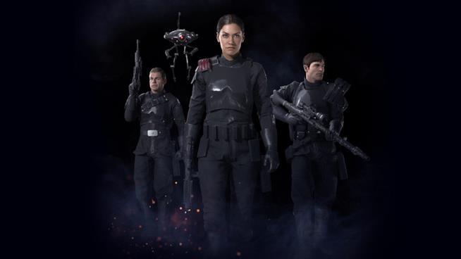I membri dello Squadrone Inferno
