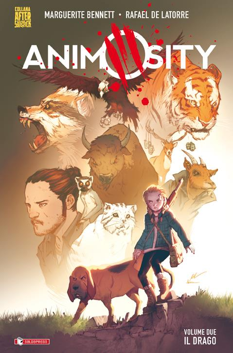 Cover di Animosity #2