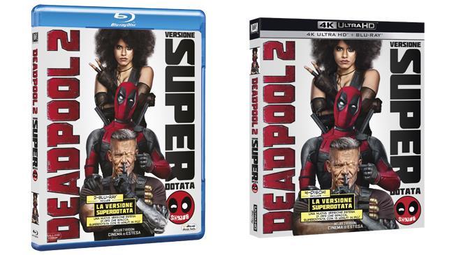 Deadpool 2 - Versione Superdotata - Home Video