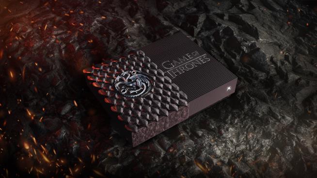 La versione Targaryen di Xbox One S All-Digital