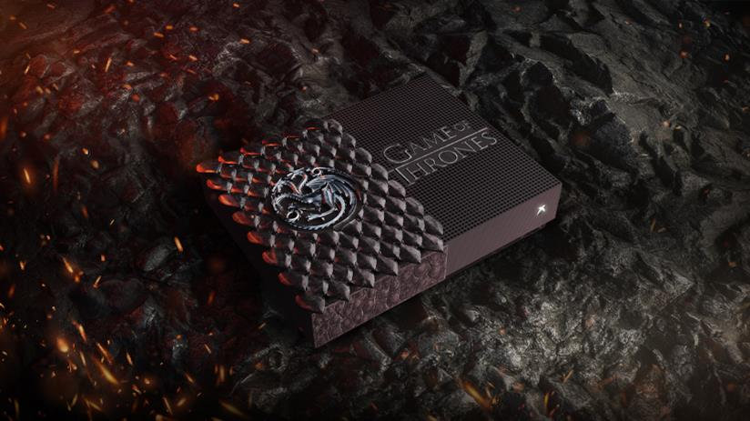 La versione Targaryen di Xbox One S All-Digital