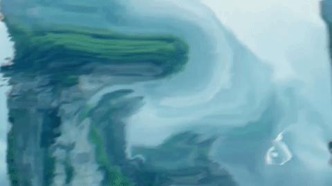 Il glitch sul Samurai World sul sito di Delos Destinations