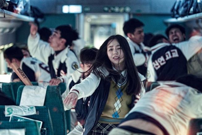 Train To Busan, film coreano