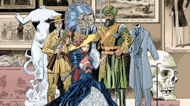 Immagine de La Lega degli Straordinari Gentleman